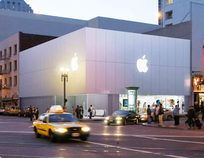Apple Store en San Francisco
